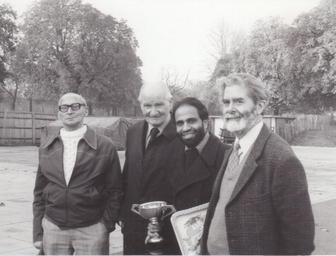 1980 Stovold cup
