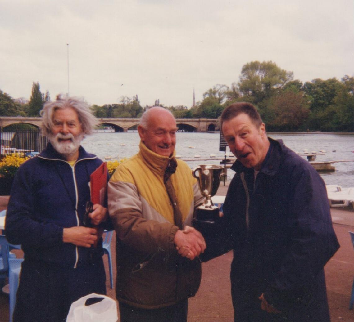 1992 winner of the Jock Fee cup