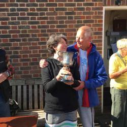 The cup had been in the club's possession for many years but it was not until 2018 that it was introduced to honour club captain Gordon