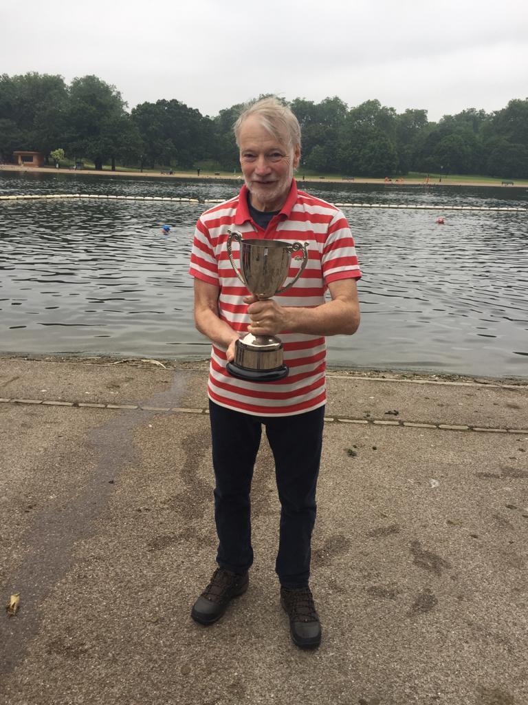 2021 winner Tim Outen