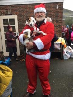 20181228 Secret Santas little Yelper