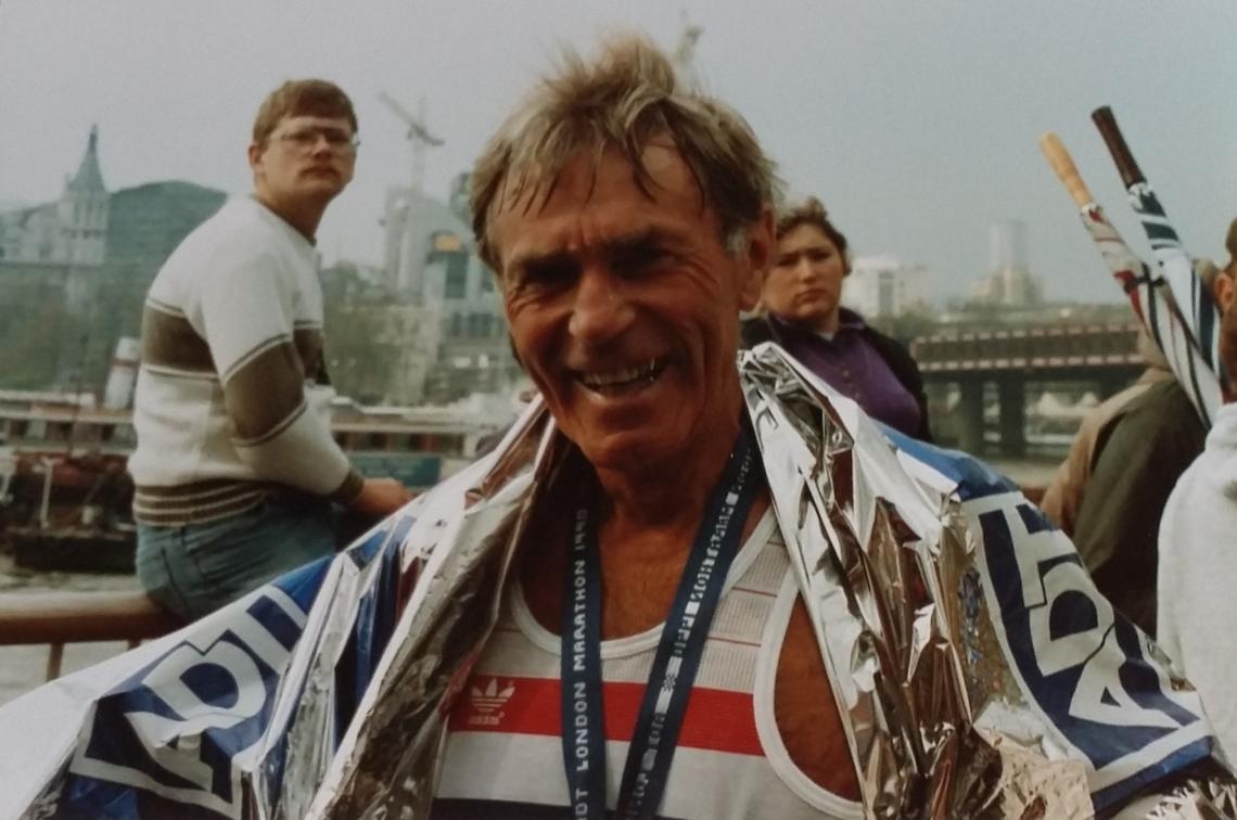 1990, London Marathon