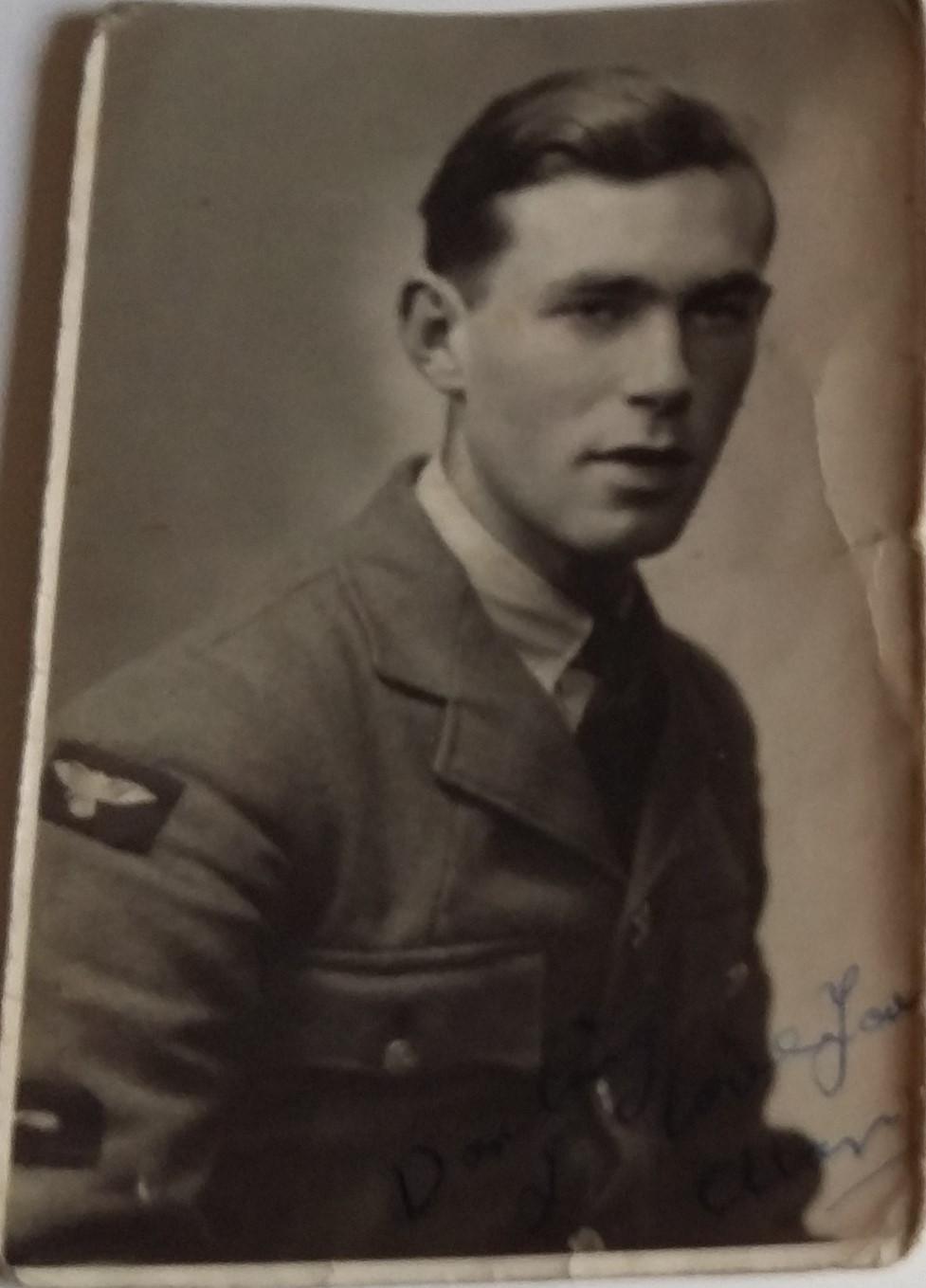 Alan Lacy, 1941