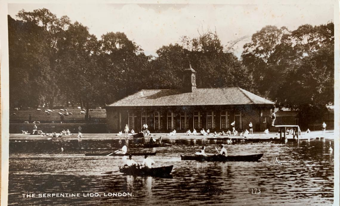 The Lansbury Lido