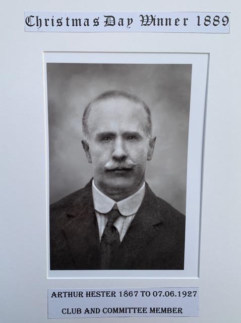 2021 Arthur Hester 1889 memorial cup