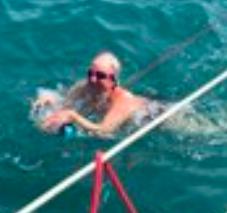 Congratulations Alice Gartland on 26km solo swim