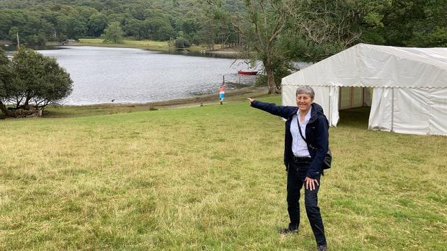 Jan has not tried the Channel again, but has completed three 5.25 mile  Coniston Water Chillswim events.  The latest was earlier this month.
