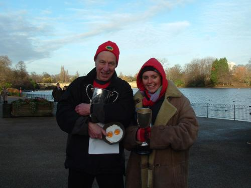 Phipps and Durrant triumph