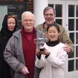 Yoko Reid won in 2004