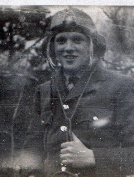 Sgt. Thomas Wade Thomas (Tommy), 1922 - 1941