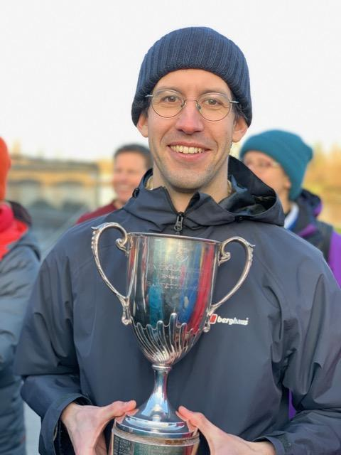 2019 winner, John Craske