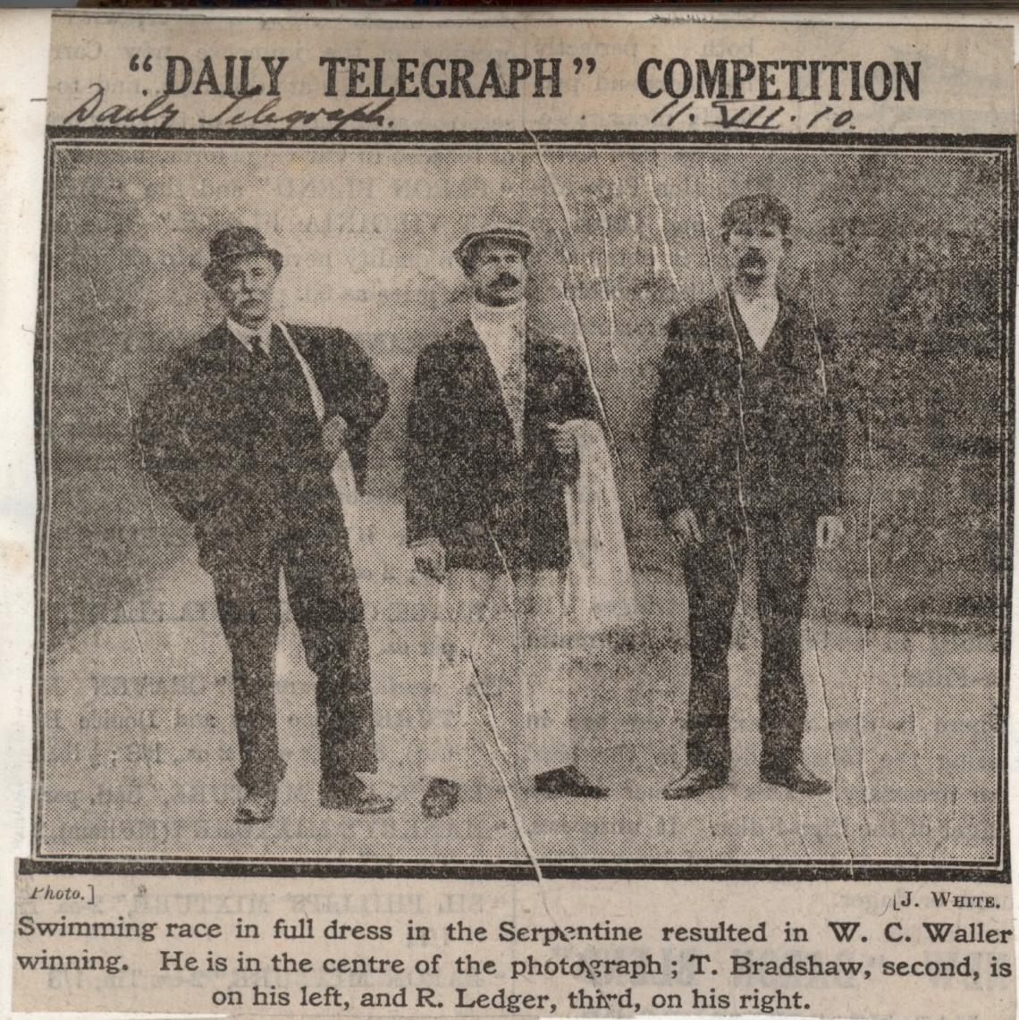 July 1910 fixture