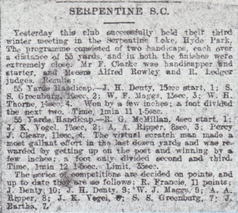 It is hard to find photos of Tommy Bradshaw and the Greenburgs in the same shot, but we do have pre-WW1 press cuttings showing they competed together