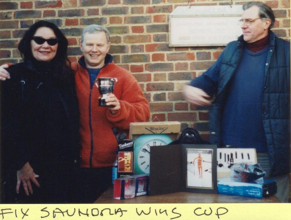 Saundra, 2002 victor