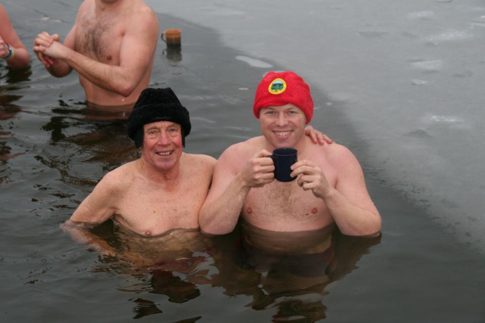 2010 was the last time the race was postponed due to ice
