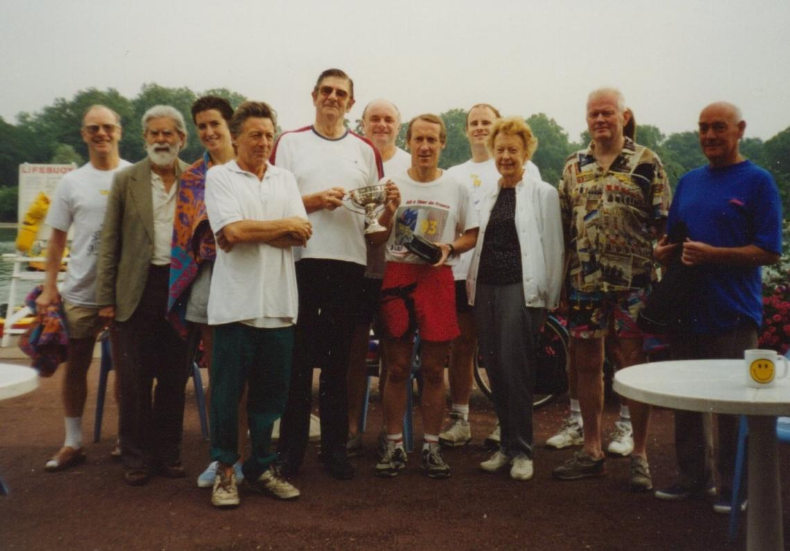 Norman won again in 1994