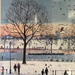 Hyde Park Advent Calendar
