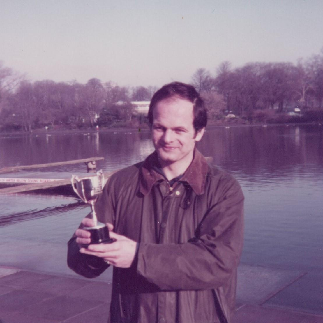 1981 Peter Pan cup, swum on 27 February 1982